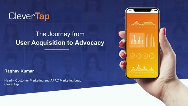 The Journey from User Acquisition to Advocacy