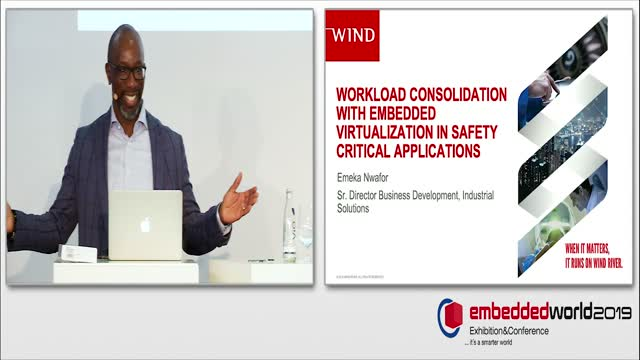 Workload Consolidation & Embedded Virtualization in Safety Critical Application