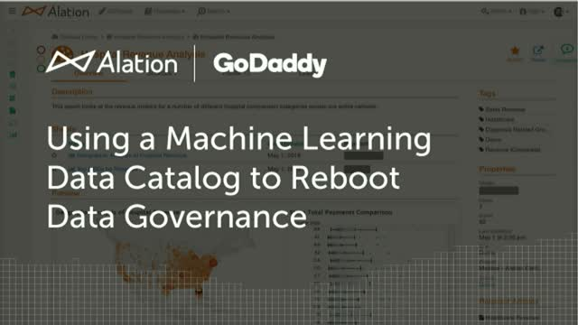 Using a Machine Learning Data Catalog to Reboot Data Governance