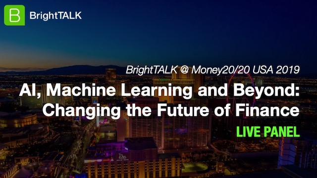 AI, Machine Learning and Beyond: Changing the Future of Finance