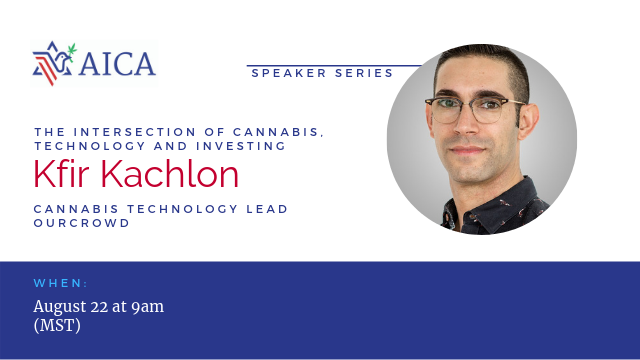 Investing in Cannabis Tech with OurCrowd and AICA