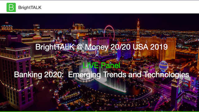 Banking 2020: Emerging Trends and Technologies