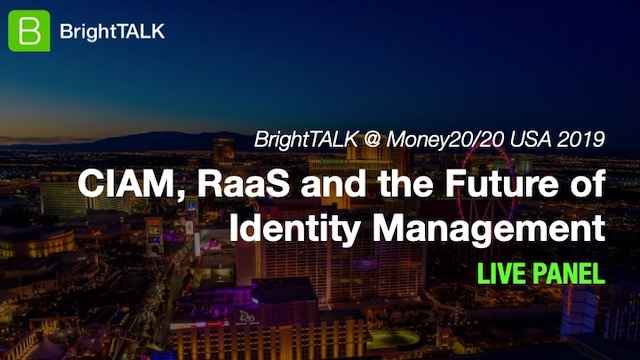 CIAM, RaaS and the Future of Identity Management