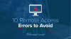 10 Common Remote Access Errors to Avoid