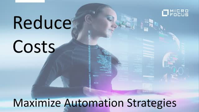 Reduce costs: Successful Automation Strategies