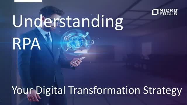 Understanding RPA – Your Digital Transformation Strategy