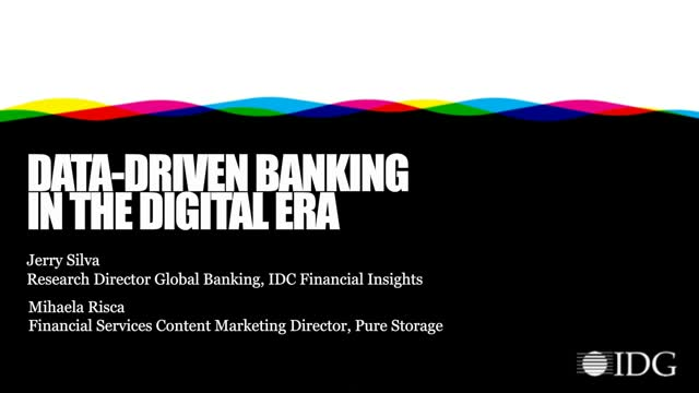 Data-Driven Banking in the Digital Era
