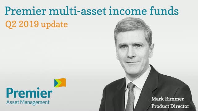 Premier Multi-Asset Income Funds: Q2 2019 update