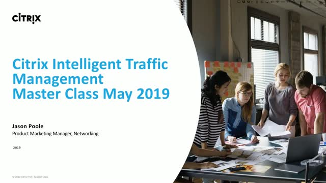 ITM Master Class May 2019