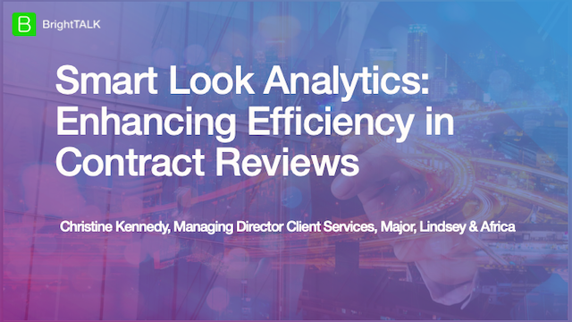 Smart Look Analytics: Enhancing Efficiency in Contract Reviews