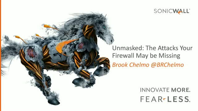 Unmasked: The Attacks Your Firewall May Be Missing