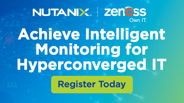 How to Achieve Intelligent Monitoring for Hyperconverged IT