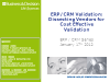 Life Sciences 3: Dissecting ERP/CRM Vendors for Cost-Effective Validation