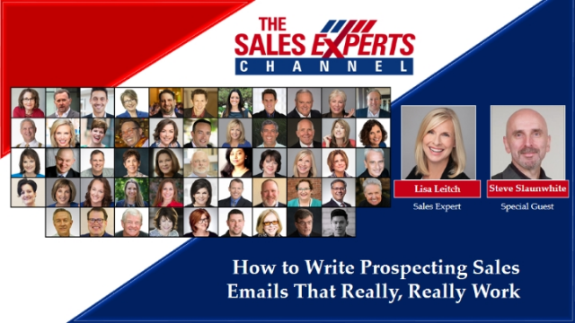 How to Write Prospecting Sales Emails That Really, Really Work