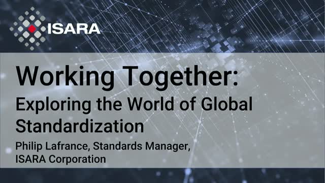 Working Together: Exploring the World of Global Standardization