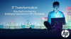 IT Transformation: How DaaS is Enhancing Employee Experiences in HP's Workplace