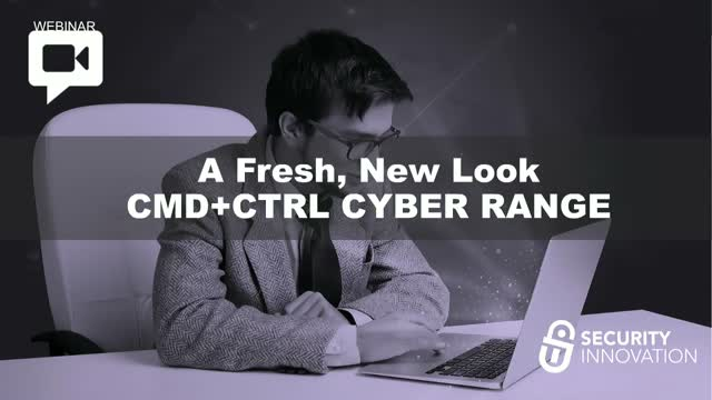 A Fresh, New Look for the CMD+CTRL Cyber Range