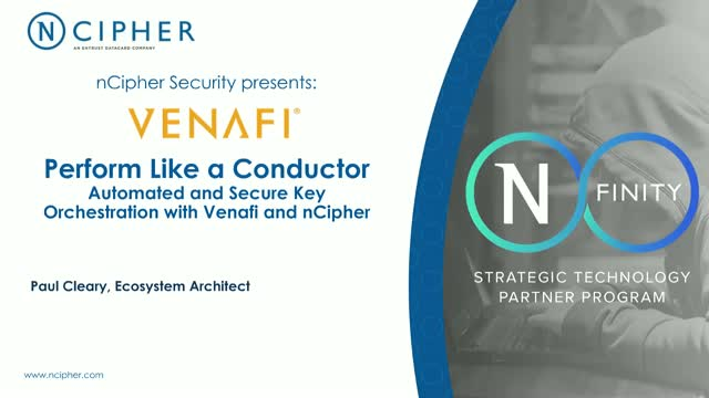 Perform Like a Conductor - Automated and Secure Key Orchestration
