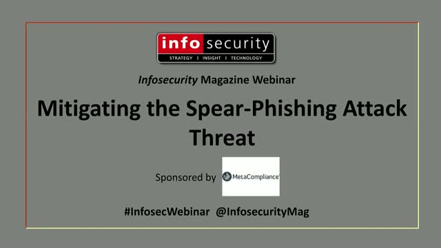 Mitigating the Spear-Phishing Attack Threat