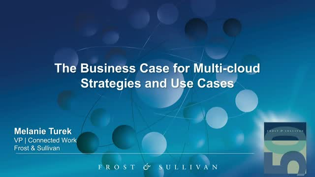 [Panel] The Business Case for Multi-Cloud: Strategies and Use Cases