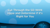 Cut Through the SD-WAN Hype and Determine if its Right for You