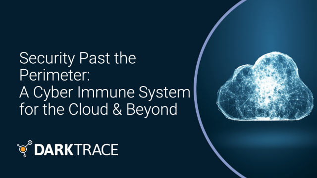Security Past the Perimeter: A Cyber Immune System For the Cloud