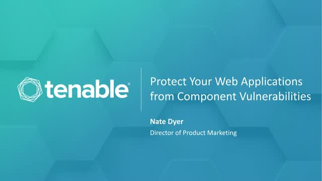 Protect Your Web Applications from Component Vulnerabilities