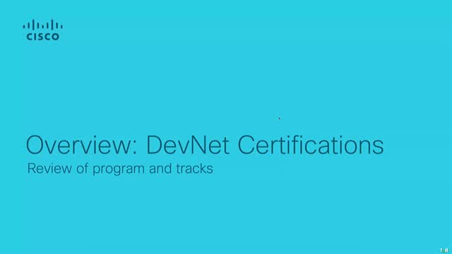 How to get your DevNet Certification for Enterprise Networking Automation