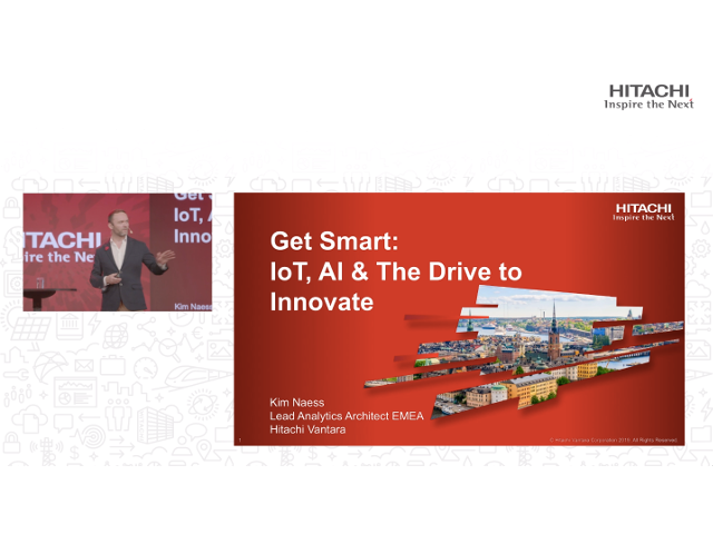 IoT, AI & The Drive to Innovate