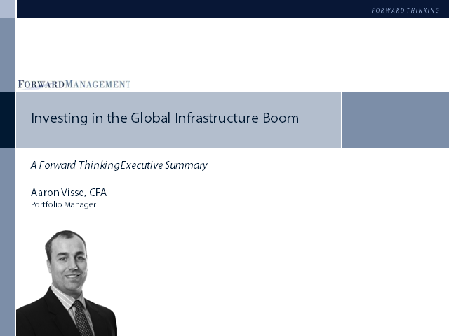 Investing In The Global Infrastructure Boom