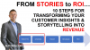 FROM STORIES to ROI: 10 steps for transforming your customer insights