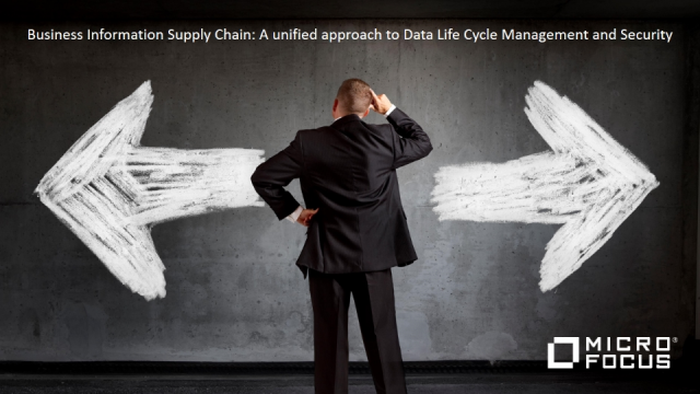 A Unified Approach to Data Life Cycle Management and Security