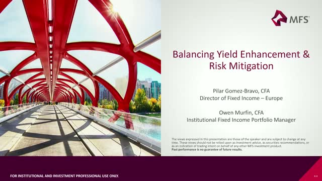 Balancing Yield Enhancement & Risk Mitigation