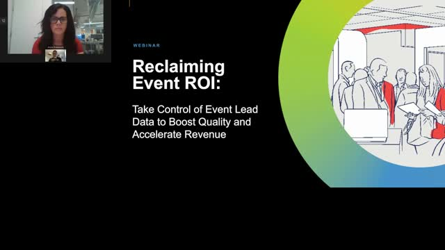 Reclaiming Event ROI: Take control of event lead data