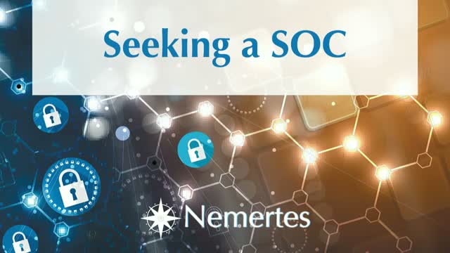 Seeking a SOC
