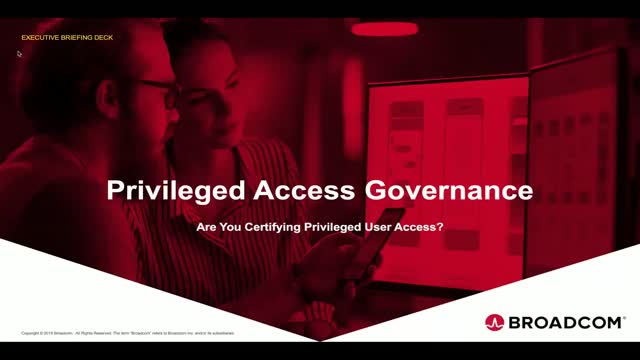 Privileged Access Governance: Are You Certifying Privileged User Access?