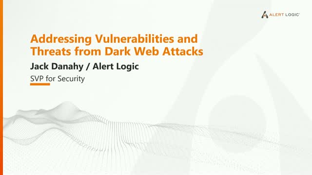Addressing Vulnerabilities and Threats from Dark Web Attacks