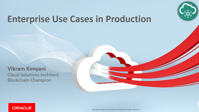 Enterprise Use Cases in Production