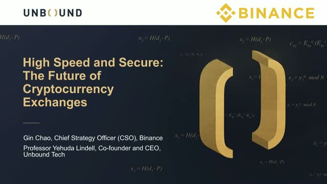 High Speed and Secure: The Future of Cryptocurrency Exchanges