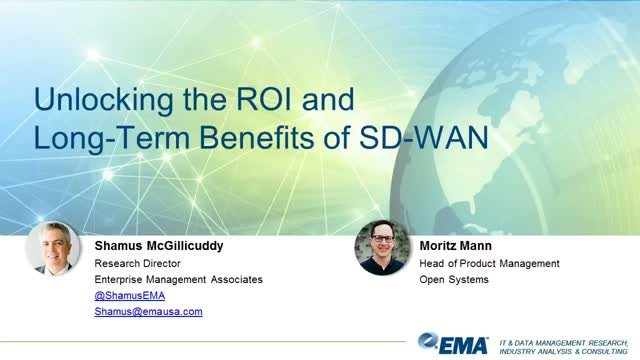 Unlocking the ROI and Long-Term Benefits of SD-WAN