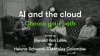 AI and the cloud – Choose your path