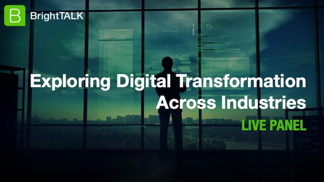 [Panel] Exploring Digital Transformation Across Industries