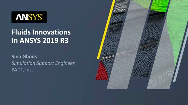 Fluids Innovations in ANSYS 2019 R3