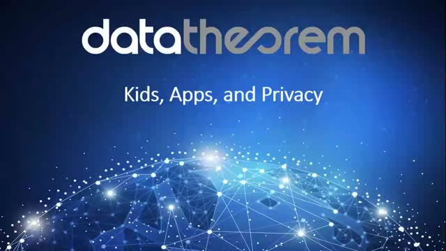 Kids, Privacy, and Apps