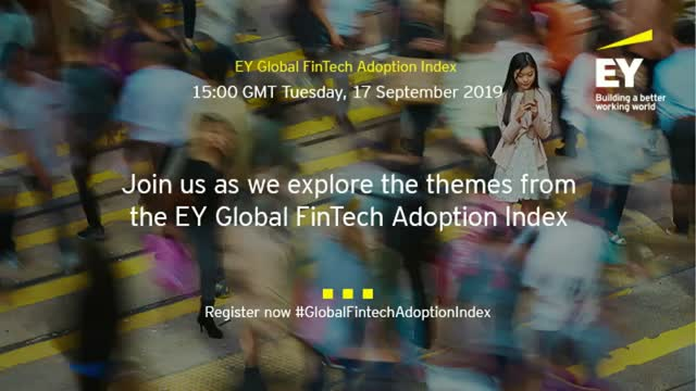 EY Global FinTech Adoption Index: The internationalization of FinTech