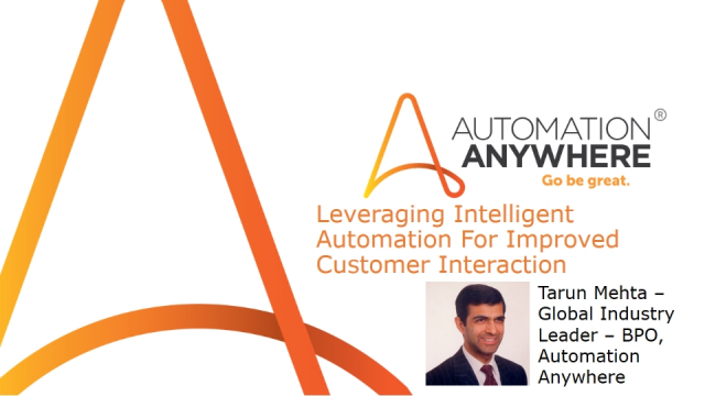 Leveraging Intelligent Automation for Improved Customer Interaction