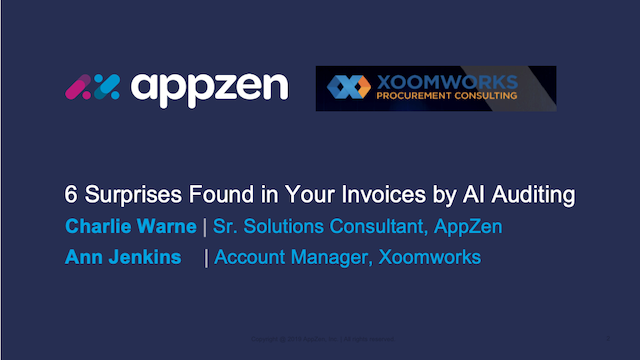6 Surprises Found in Your Invoices by AI Auditing