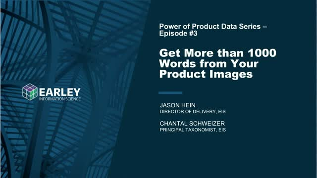 Power of Product Data Series: Get More than 1000 Words from Your Product Images