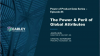 Power of Product Data Series: The Power and Peril of Global Attributes