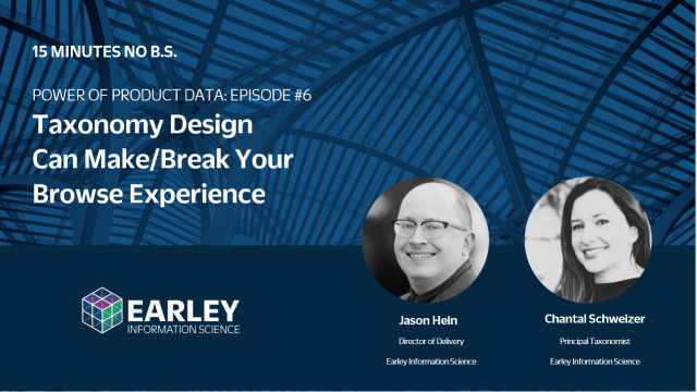 Power of Product Data Series: Taxonomy Design Can Make/Break Browse Experience